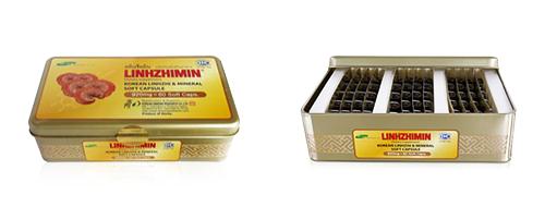 ผลิตภัณฑ์เสริมอาหาร-หลินจือมิน-linhzhimin