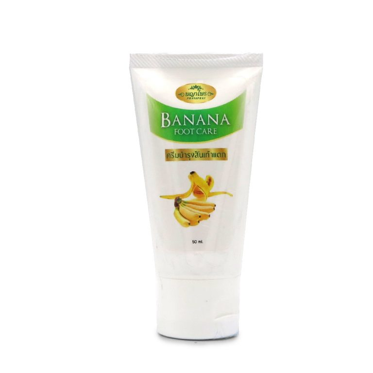 banana foot care 1