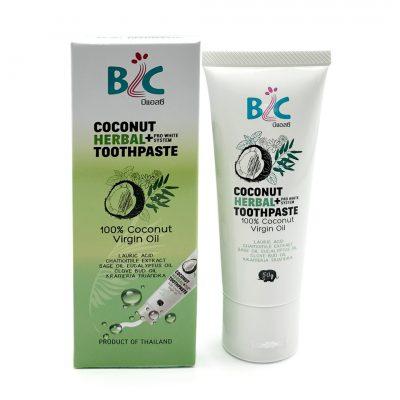 ยาสีฟันมะพร้าว BLC 50