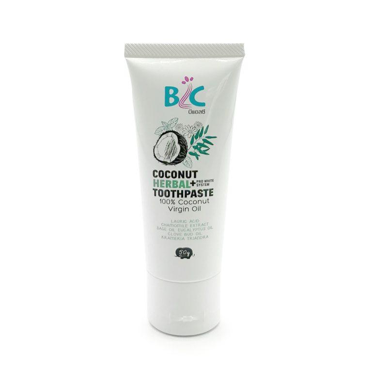 ยาสีฟันมะพร้าวBLC 50