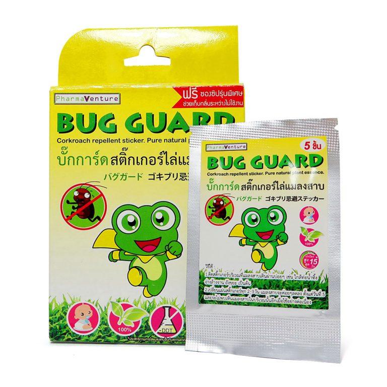 Bug Guardไล่แมลงสาบ3